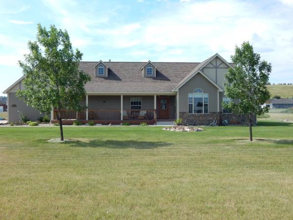 Photo LIKE NEW 2009 custom built home deep in the heart of Montana (Lewistown)