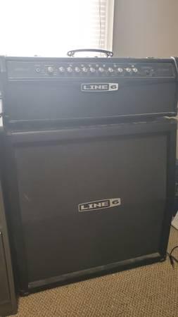 Photo Line 6 Spider IV 150W Head Amp  Cab - $250 (Bozeman)