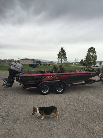 Photo Nitro Bass Boat - $12,000 (dillon)