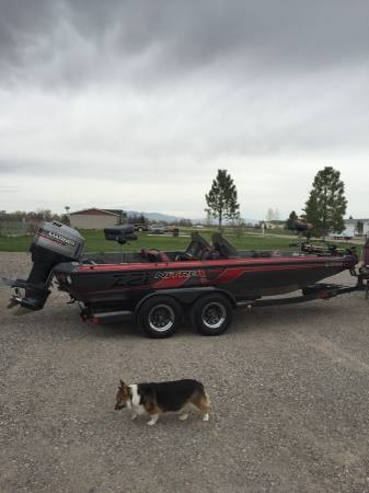 Photo Nitro Bass Boat - $12,000 (dillon)