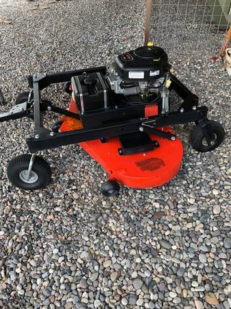 Photo PRO 44T DR FIELDBRUSH MOWER - $1900 (Manhattan)