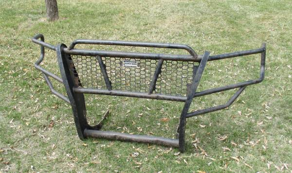 Photo Ranch Hand Grille Brush Guard Ford F-150 2006 - $200 (Belgrade, MT)