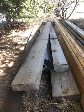 Photo Reclaimed lumber - $50