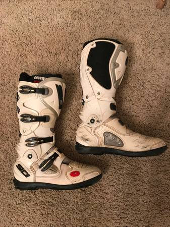 Photo Sidi Crossfire Motocross Boots - $250 (Bozeman)