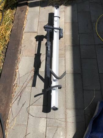 Photo Thule sidearm bike rack - $120 (Bozeman)