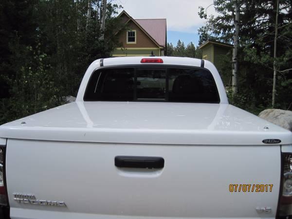 Toyota Tacoma Snugtop Tonneau Cover 199 Red Lodge Auto Parts Sale Bozeman Mt Shoppok
