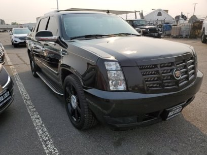 Photo Used 2007 Cadillac Escalade EXT  for sale