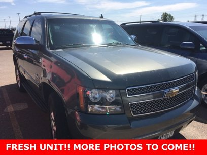 Photo Used 2011 Chevrolet Tahoe 2WD LS w Texas Edition for sale