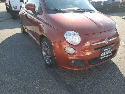 Photo Used 2012 FIAT 500 Sport Hatchback for sale