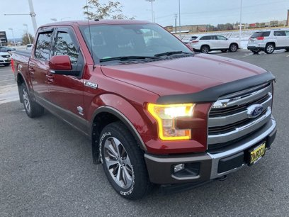 Photo Used 2017 Ford F150 King Ranch for sale