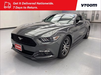 Photo Used 2017 Ford Mustang Premium for sale