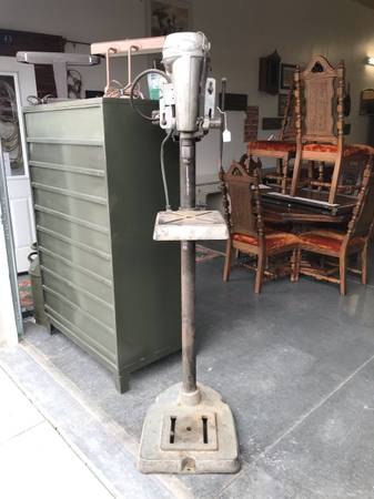 Photo Vintage Craftsman King Seeley 15 Drill Press - $175 (Belgrade)