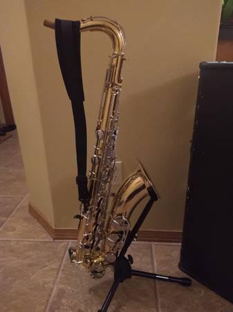 Photo Yamaha YTS-23 Tenor Saxophone - $750 (Bozeman)