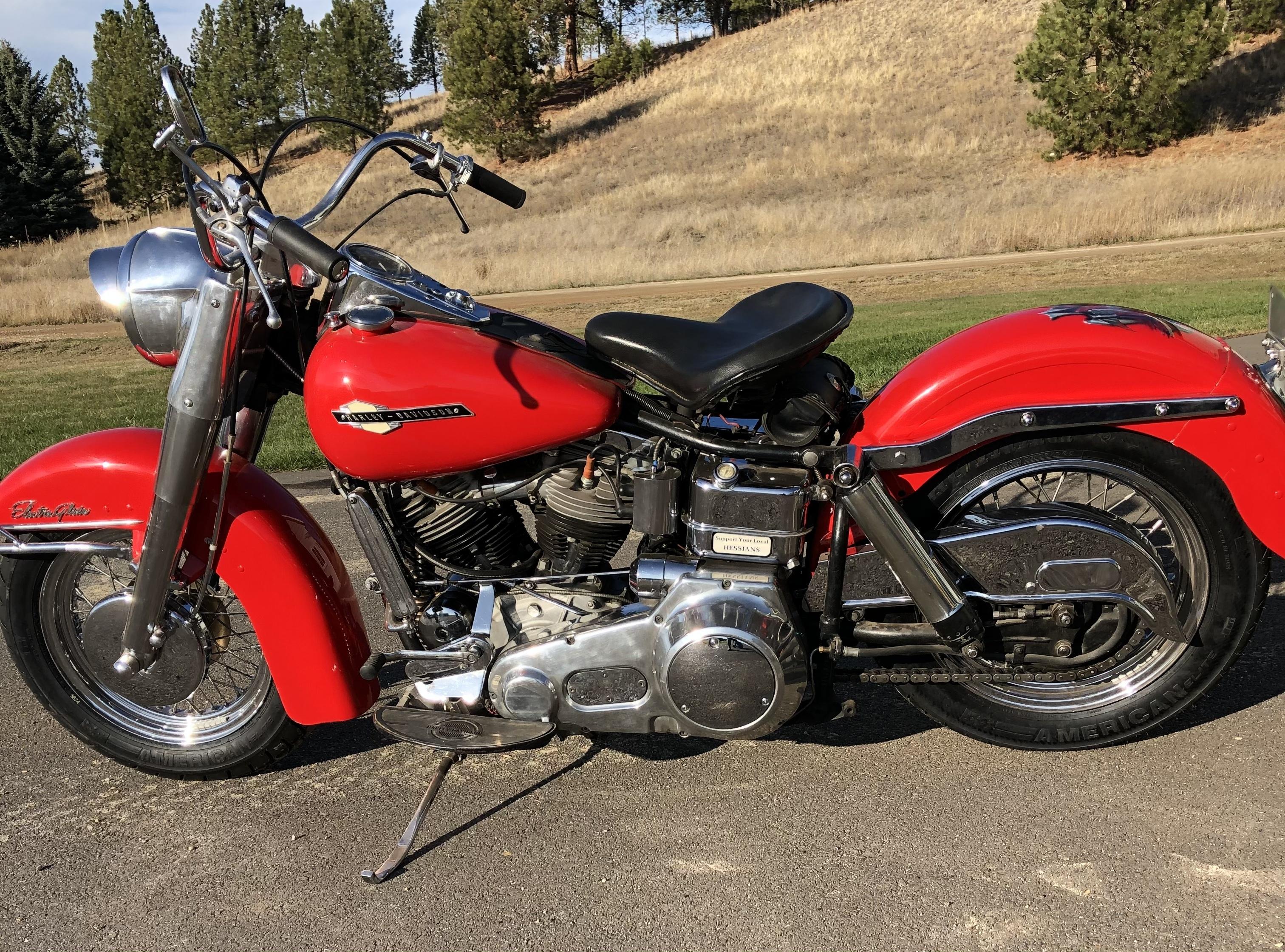 Photo 1965 Harley-Davidson PANHEAD $30000498.00498.00