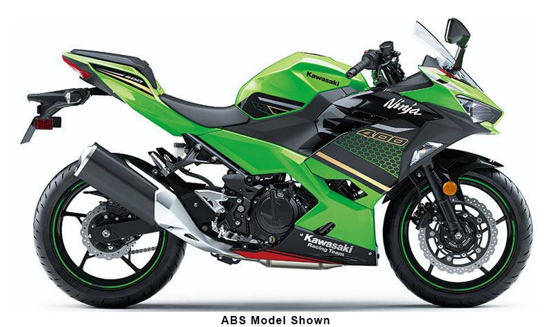Photo 2020 Kawasaki Ninja 400 KRT Edition $4399