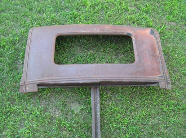 Photo 1930-31 Ford Model A Back Window Section.Hot Rod Rat Rod - $30 (Nimrod)