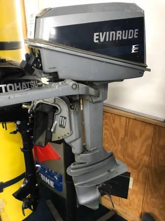 1987 Evinrude 4 Hp Tiller Outboard Boat Motor Short Shaft Rope Start Used 26 399 Brainerd Sports Marine Hwy 25 18 Boats For Sale Brainerd Mn Shoppok