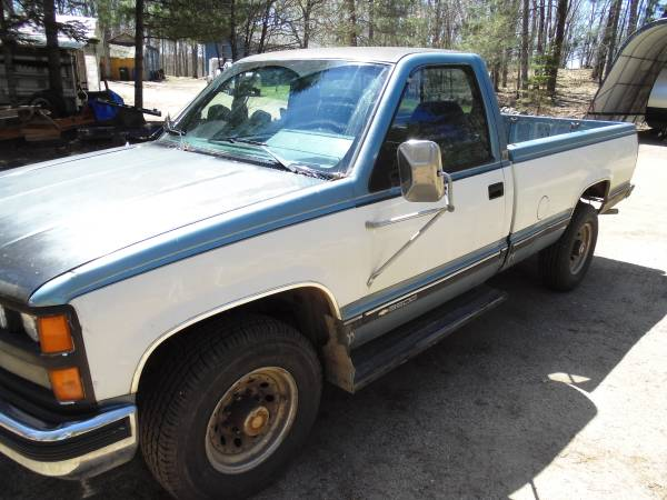 Photo 1988 chevy 3500 - $2500 (breezy point)