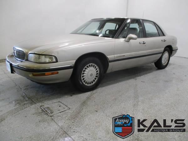 Photo 1998 Buick LeSabre Custom FWD 4 door sedan - $1,995 (Wadena)