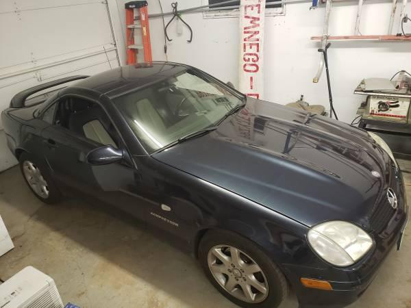 Photo 1998 Mercedes SLK230 Kompressor (Brainerd)