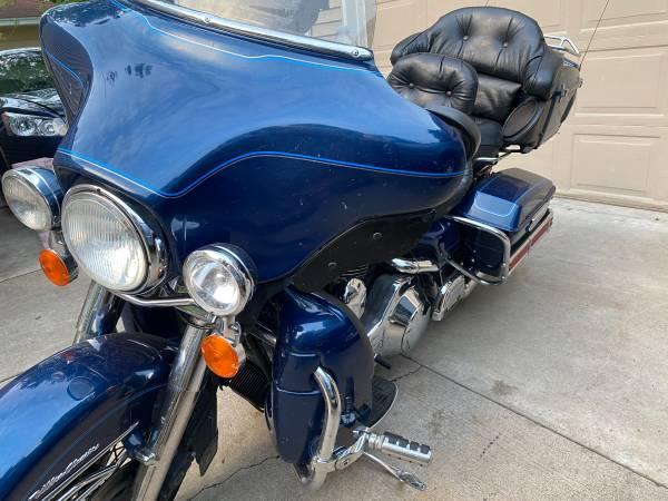 Photo 1999 Harley ultra classic - $5,500 (richfield)