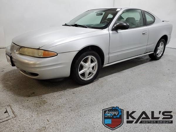 Photo 2004 Oldsmobile Alero 2dr Cpe GL2 - $1,890 (Wadena)