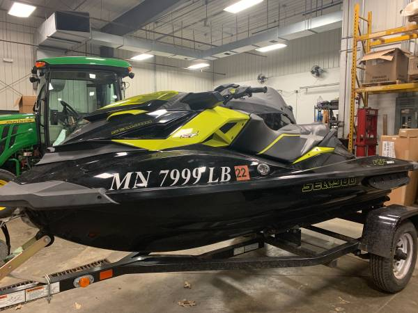 Photo 2012 Sea Doo RXP-X 260 with very low hours and Clean - $10,999 (Red Wing)