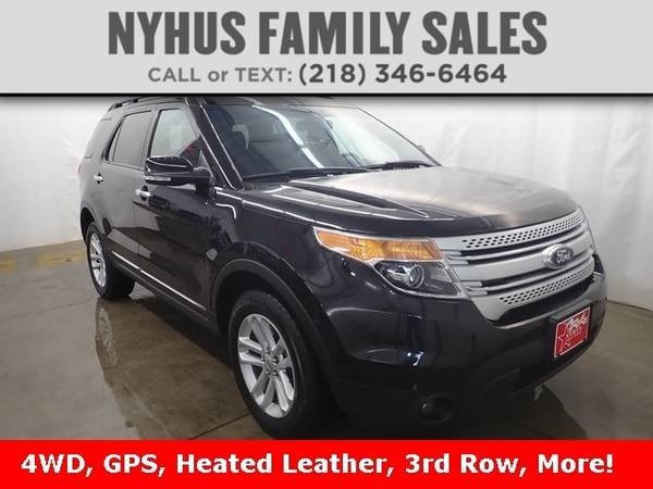 Photo 2014 Ford Explorer XLT - $19,000 (Delivery Available)