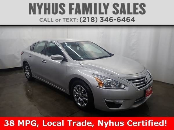 Photo 2014 Nissan Altima 2.5 S - $8,000 (Delivery Available)
