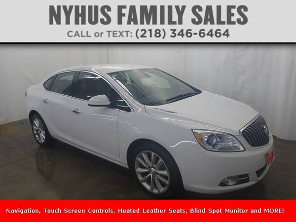 Photo 2015 Buick Verano Leather Group - $11,750 (Delivery Available)