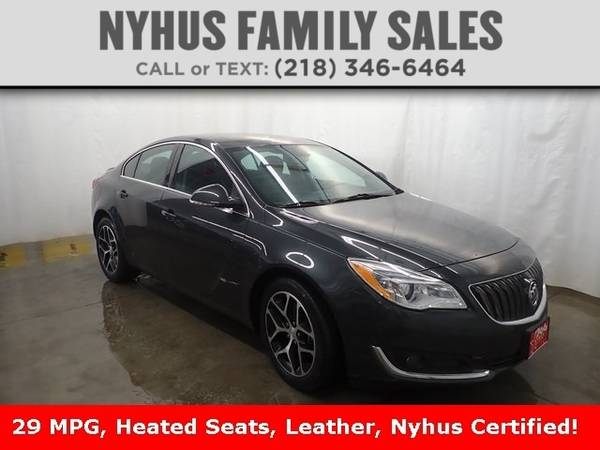 Photo 2017 Buick Regal Turbo - $16,500 (Delivery Available)