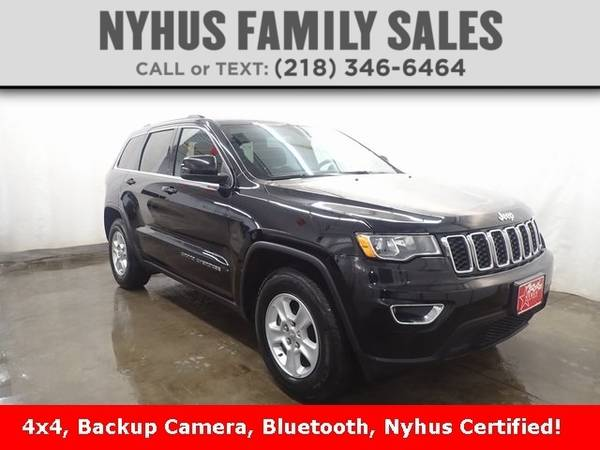 Photo 2017 Jeep Grand Cherokee Laredo - $25,000 (Delivery Available)