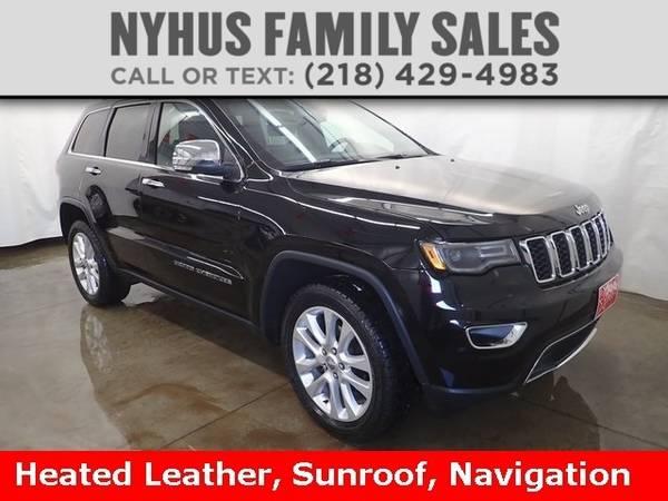 Photo 2017 Jeep Grand Cherokee Limited - $28000 (2017JeepGrand Cherokee)