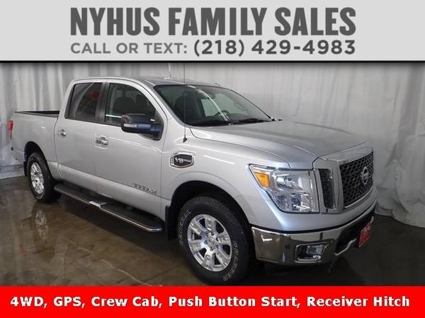 Photo 2017 Nissan Titan SV - $26500 (2017NissanTitan)