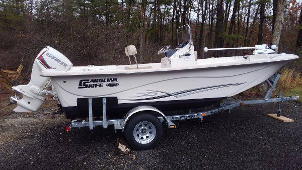 Photo 2018 Carolina Skiff 178 DLV - $14,250 (SturgeonLake)