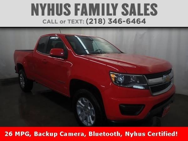 Photo 2018 Chevrolet Colorado LT - $21,500 (Delivery Available)