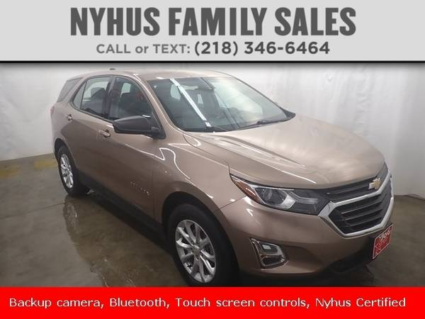 Photo 2018 Chevrolet Equinox LS - $17,500 (Delivery Available)