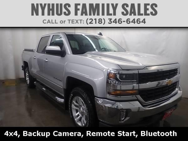 Photo 2018 Chevrolet Silverado 1500 LT - $38,000 (Delivery Available)