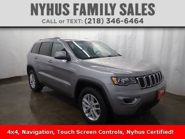 Photo 2018 Jeep Grand Cherokee Laredo - $26,000 (Delivery Available)