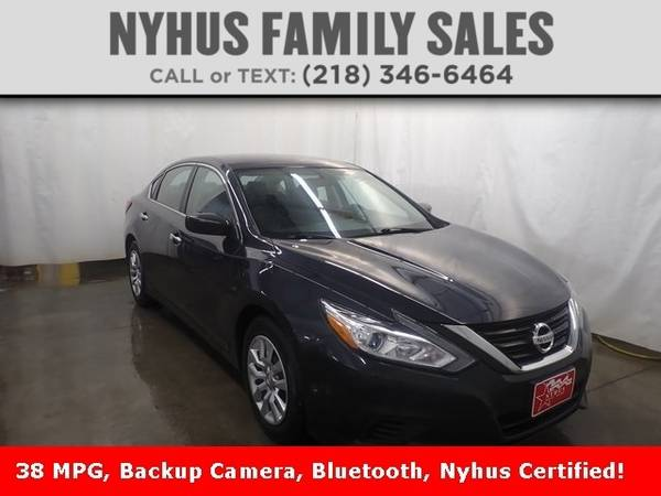 Photo 2018 Nissan Altima 2.5 S - $15,250 (Delivery Available)