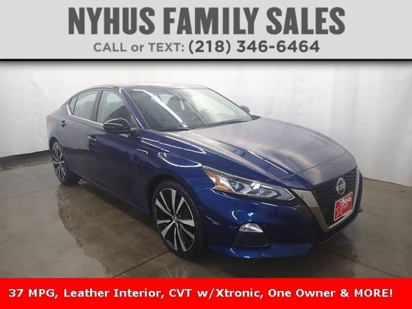 Photo 2019 Nissan Altima 2.5 SR - $18,500 (Delivery Available)