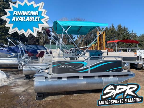 Photo 2020 Qwest Gillgetter 7513 With 25hp Honda Four Stroke Last One - $15,999 (SPR Motorsports  Marine BrainerdPequot Lakes)