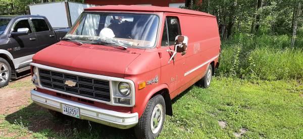 Photo 79 Chevy 1 ton van - $3,500