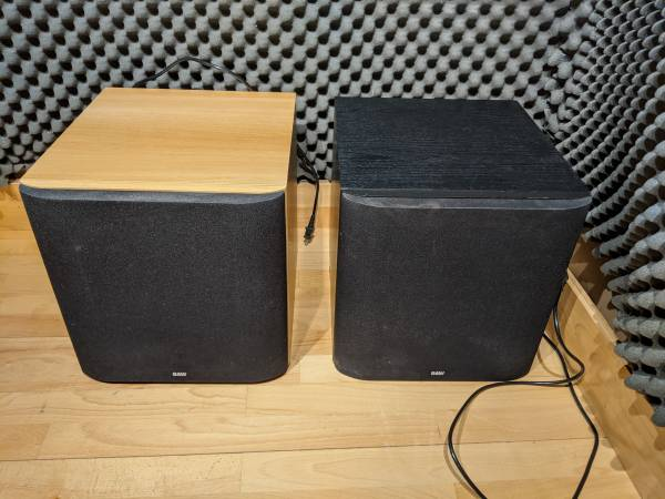 Photo BW Bowers and Wilkins ASW600 Subwoofer Sub LFE 10quot - $250 (Saint Peter)