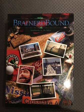 Photo BrainerdBound Landmarks to the Lakes - Author signed and personally dedicated - $20