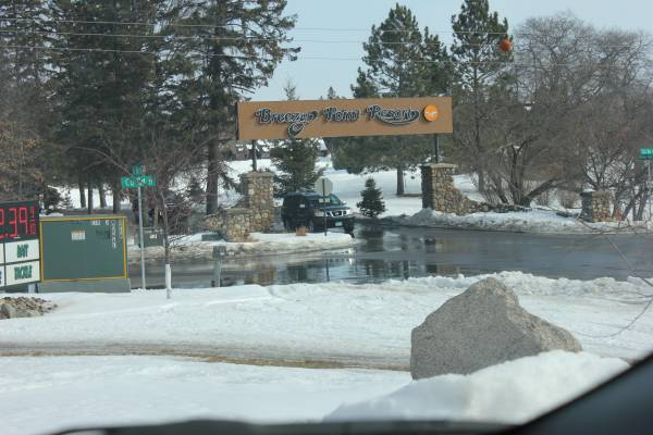 Photo Breezy Point Resort Feb 26th- March 4th 2021 (Pelican Lake)