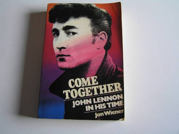 Photo COME TOGETHER ... JOHN LENNON IN HIS TIME - $4 (SOUTH MINNEAPOLIS, POWDERHORN PARK 55407)