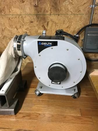 Delta Dust Collector (Motley)   Tools For Sale   Brainerd ...