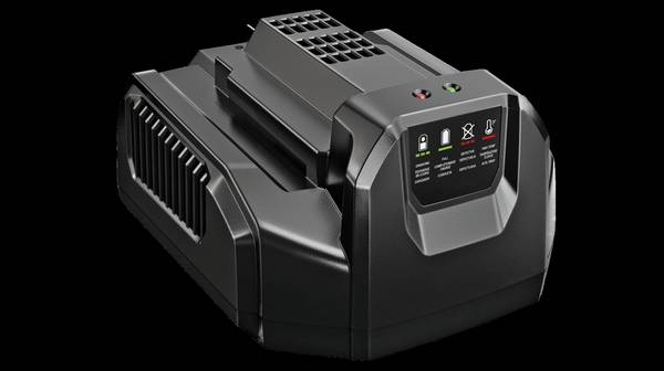 Photo EGO Power CH2100 56 V Lithium-Ion Battery Charger 1 pc - $39