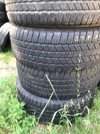 Photo FOR SALE New and Used TIRES CAR  TRUCK TIRES - $30 (Brainerd)